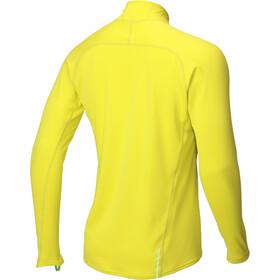 inov-8 Technical Mid LS HZ Shirt Men yellow